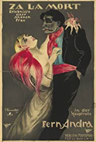 Fern Andra and J. Fenneker in Za-la-mort (1924)