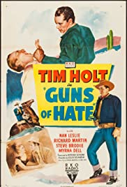 Guns of Hate Poster