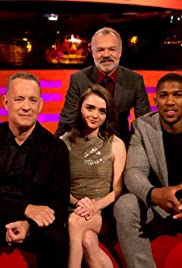Tom Hanks/Maisie Williams/Anthony Joshua/First Aid Kit Poster