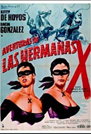Aventuras de las hermanas X Poster