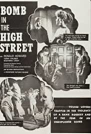 Bomb in the High Street Poster
