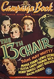 The Thirteenth Chair Poster