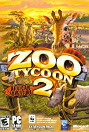 Zoo Tycoon 2: African Adventure Poster