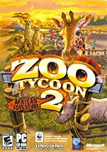 Downloading movies dvd ipod Zoo Tycoon 2: African Adventure by [hd1080p]
