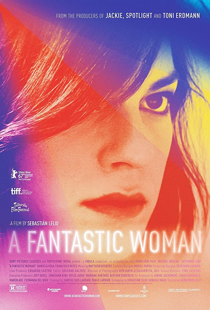 Fantastiška moteris (2017) online