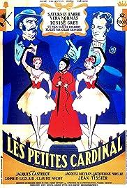 Les petites Cardinal Poster