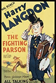 The Fighting Parson Poster