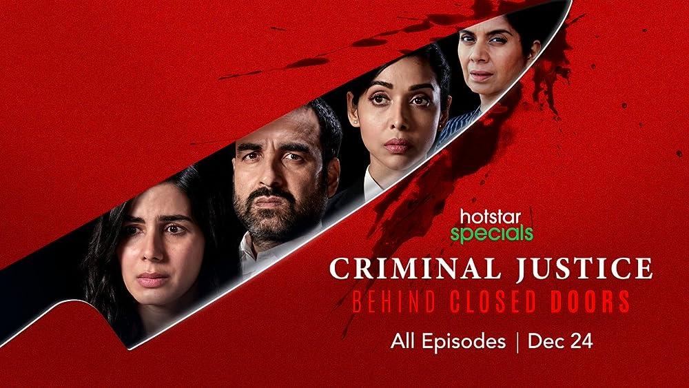 Criminal Justice Behind Closed Doors (2020) Season 1 Complete Hindi