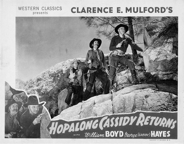 Hopalong Cassidy Returns (1936)