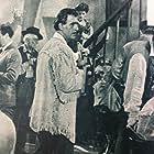 Stewart Granger in The Wild North (1952)