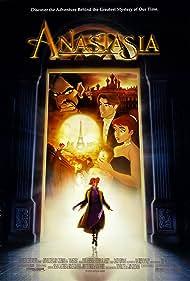 John Cusack, Meg Ryan, Christopher Lloyd, Liz Callaway, Jim Cummings, and Jonathan Dokuchitz in Anastasia (1997)