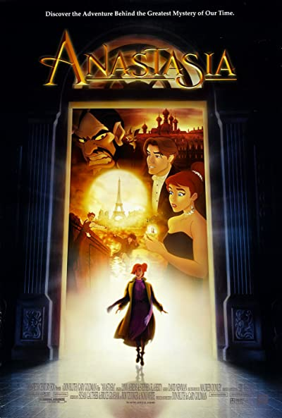 Anastasia (1997) BluRay 480p, 720p & 1080p