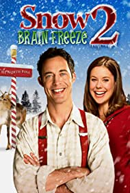 Tom Cavanagh and Ashley Williams in Snow 2: Brain Freeze (2008)