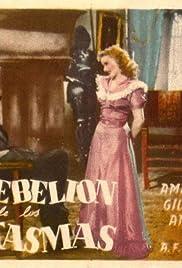 La rebelión de los fantasmas Poster