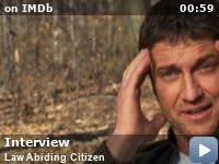 law abiding citizen imdb trivia