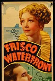 Frisco Waterfront Poster