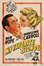 My Favorite Blonde (1942) Poster