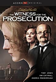 The Witness for the Prosecution (TV Mini-Series 2016) - IMDb