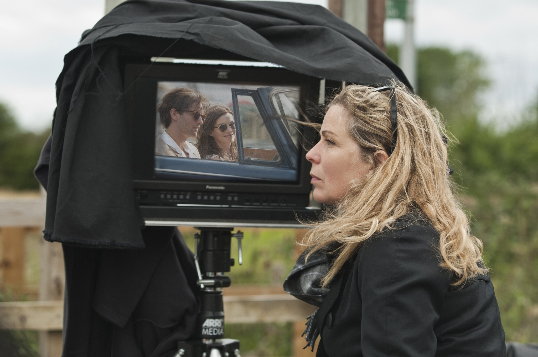 Lone Scherfig in The Kindness of Strangers (2019)