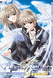 Sound of an Angel's Feather Poster