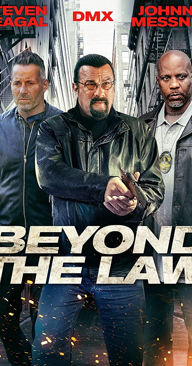 Subtitle of Beyond the Law