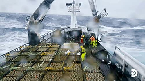 Deadliest Catch: The Wizard Takes On An Artic Storm