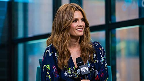 "BUILD: Stana Katic Handles Being Lead and Producer on ""Absentia"" Like a True Pro"