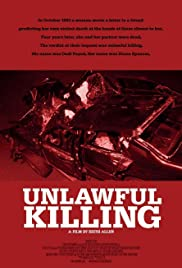 Unlawful Killing Poster