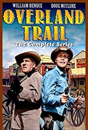 Overland Trail Poster