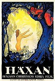 Häxan Poster