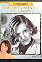 Primary image for Barbara Stanwyck: Fire and Desire