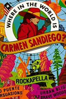 Where in the World Is Carmen Sandiego? (1991–1996)