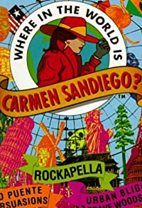 Primary photo for Where in the World Is Carmen Sandiego?