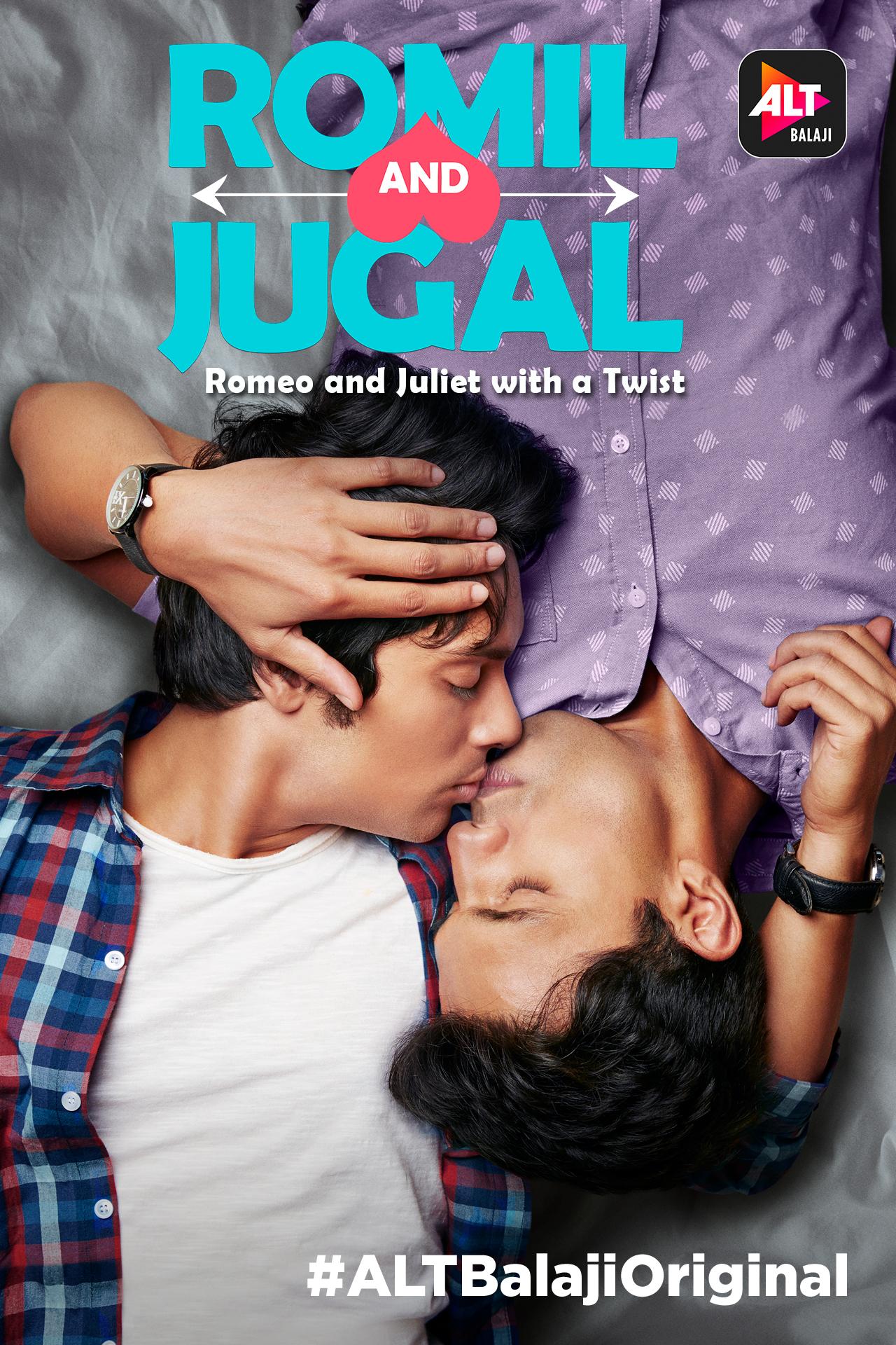 Romil and Jugal (TV Series 2017– ) - IMDb