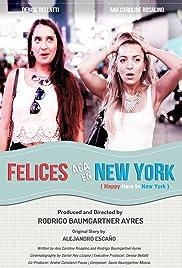 Felices Acá En New York Poster