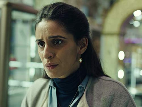 Maryam Zaree in 4 Blocks (2017)