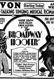 The Broadway Hoofer Poster