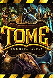 TOME: Immortal Arena Poster