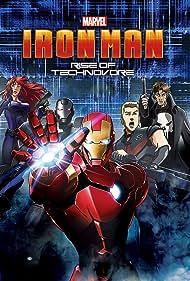 Iron Man: Rise of Technovore (2013)