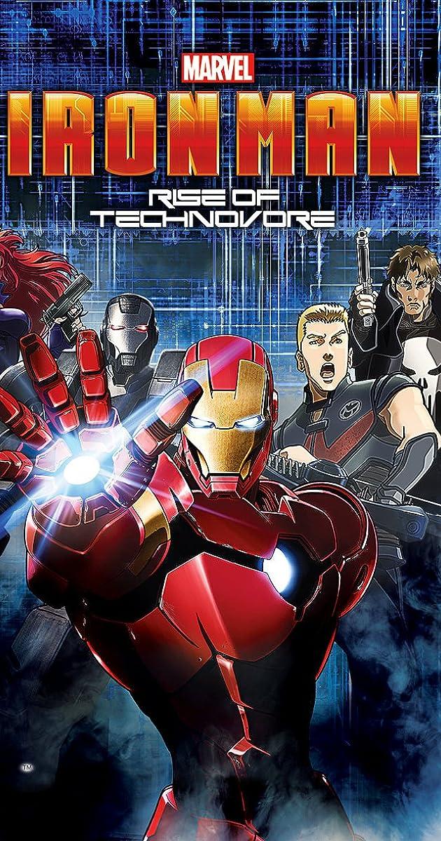 Subtitle of Iron Man: Rise of Technovore