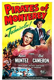 Pirates of Monterey Poster