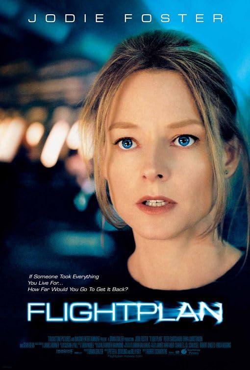 Flightplan (2005) Hindi Dubbed
