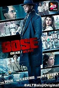 Rajkummar Rao, Naveen Kasturia, Edward Sonnenblick, and Patralekhaa Paul in Bose: Dead/Alive (2017)