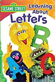 Learning About Letters Poster