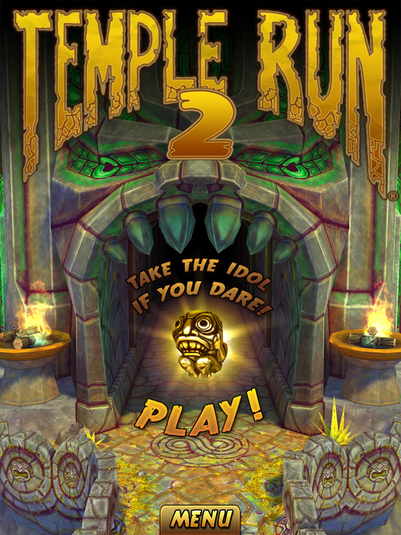 Temple run 2 sees 20 million ios downloads in 4 days.
