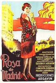Rosa de Madrid Poster