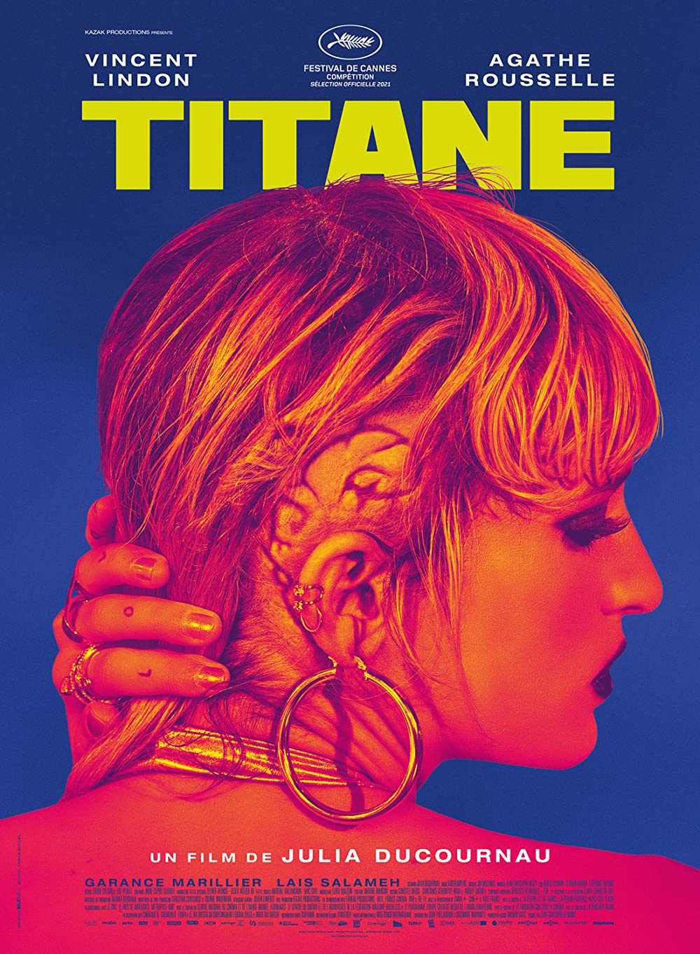 18+ Titane 2021 French 480p HDRip 343MB Download