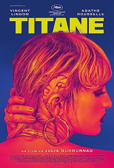 Titane (2021) HDRip English Full Movie Watch Online Free