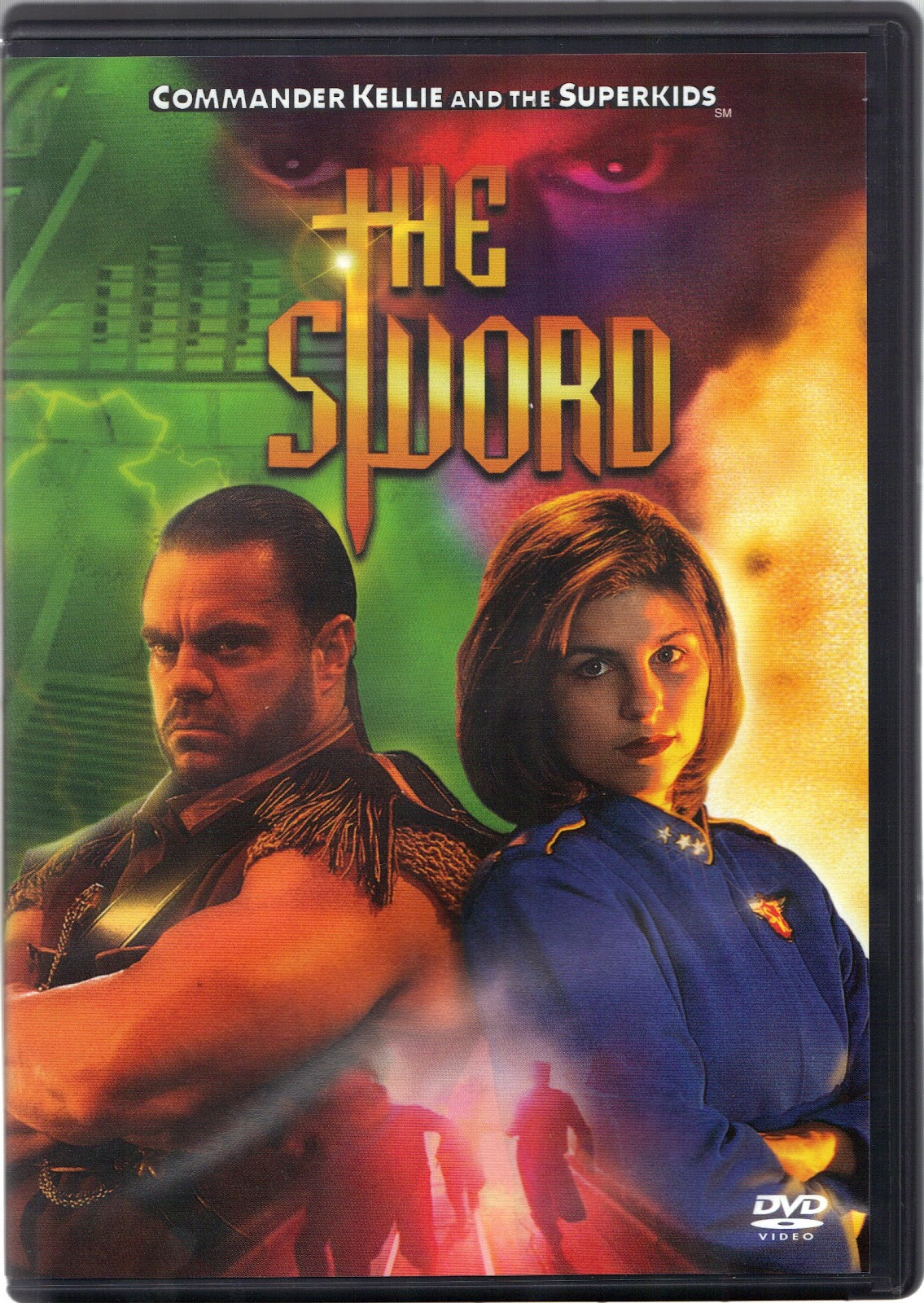 Commander Kellie and the Superkids: The Sword (Video 1997) - IMDb
