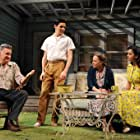 Sally Field, Bill Pullman, Jenna Coleman, and Colin Morgan in National Theatre Live: All My Sons (2019)